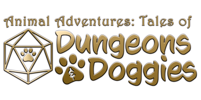 Dungeons and Doggies Header