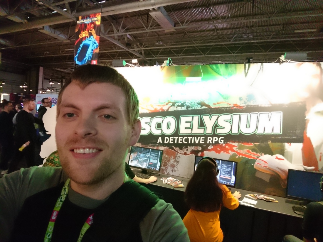 GameOrNought at EGX 2018