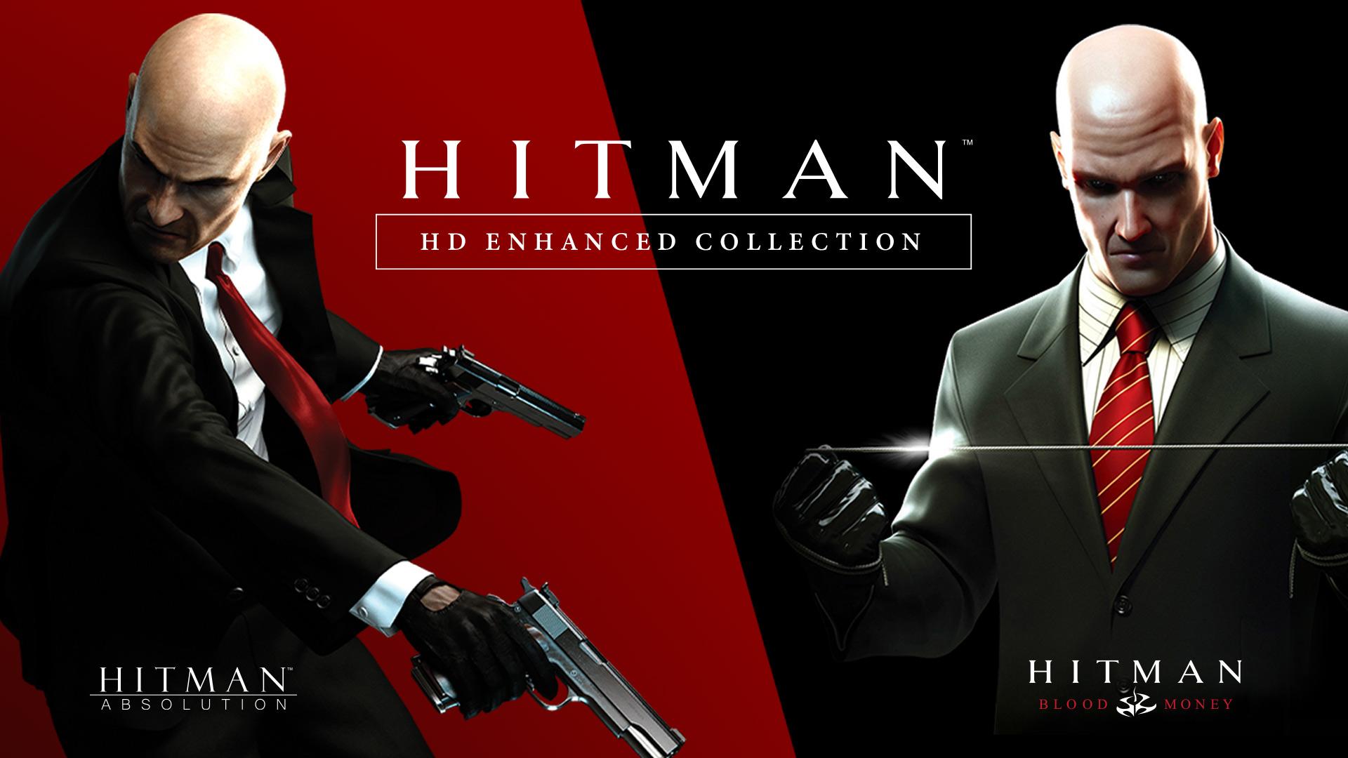 Hitman Hd Enhanced Collection Announced Gameornought