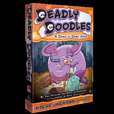 Steve Jackson Games Deadly Doodles