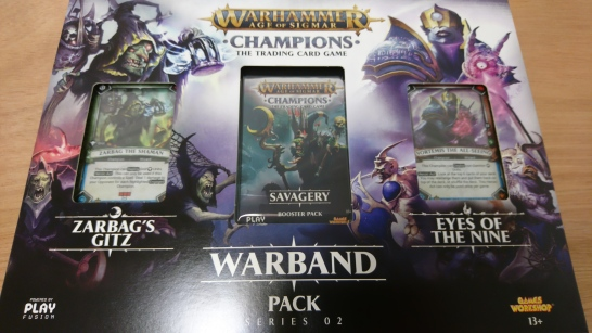 Warhammer Champions Warband 2