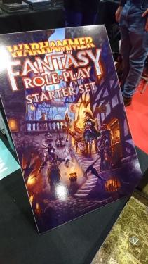 Warhammer Fantasy Roleplay Standee